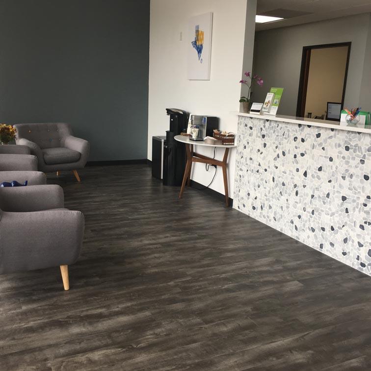 Rivery Dental Lobby