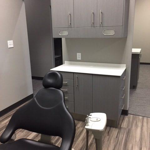 Aster Dental Patient Room