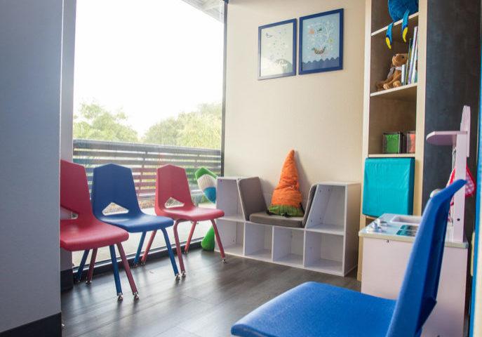 Children Dentistry Room