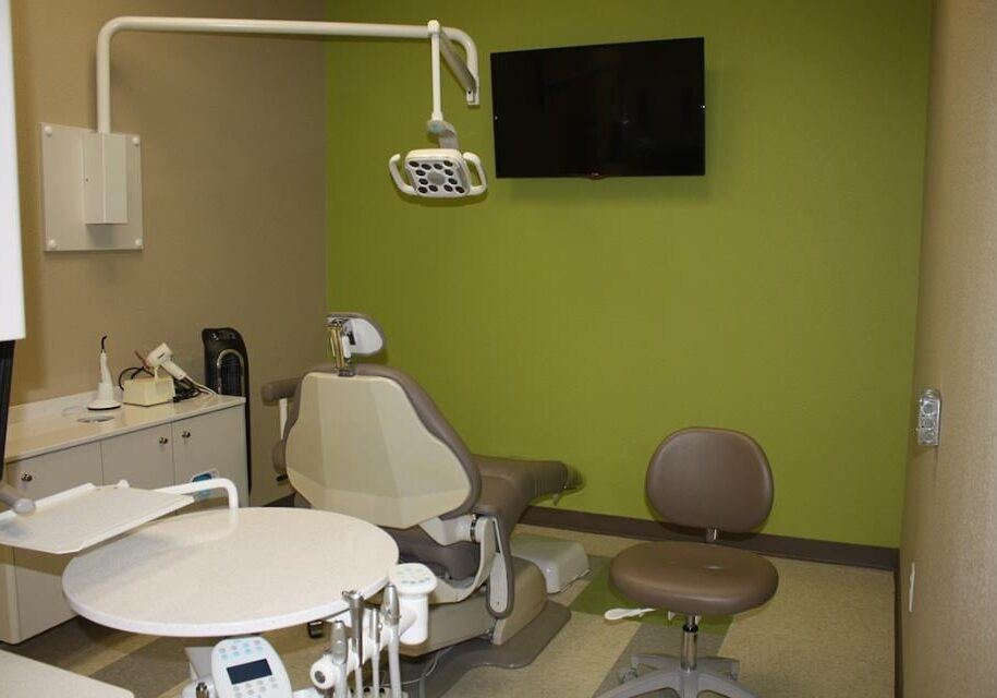Randolph Dentistry Room
